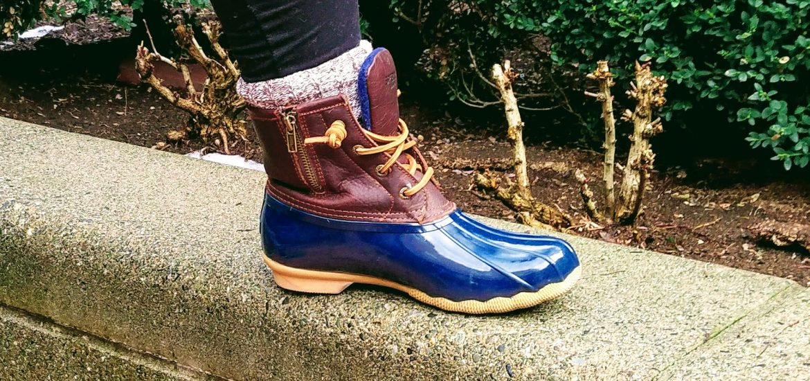 Sperry Duck Boots Changed My Life